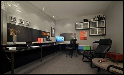 Turning Your Garage Into A Home Office Space Small Biz